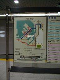 品川シーサイド駅の出口案内 - Yahoo!路線情報